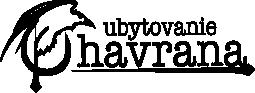 ubytovanie u havrana logo